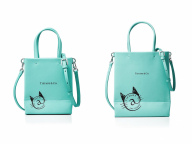 「ティファニー@キャットストリート」限定のレザーバッグが2つのサイズで新登場!