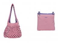 カンペールから、手編みのトートバッグシリーズ「エイミー」が新発売