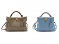 変化するシルエットが特徴! マルベリーの秋冬コレクションから新作バッグ「アイリス」が登場