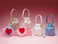 フェンディから2018年バレンタインカプセルコレクションが発売!
