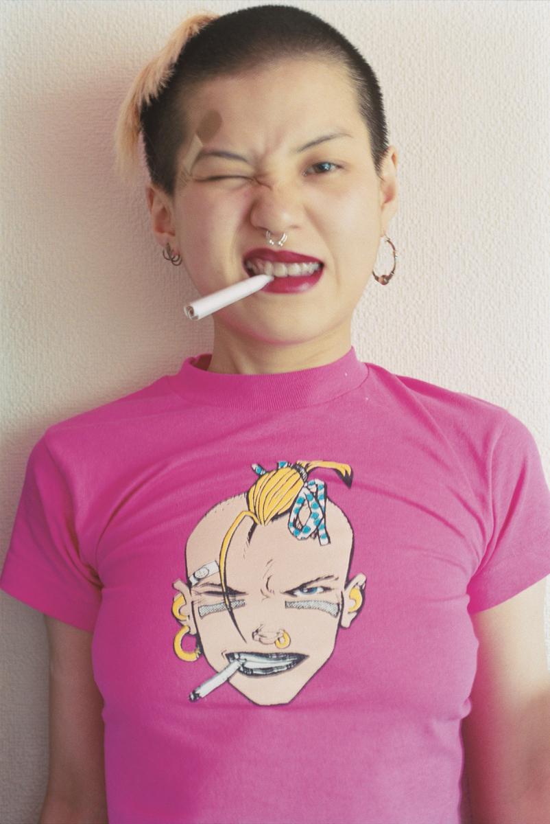 《Tank Girl》 1994年 発色現像方式印画