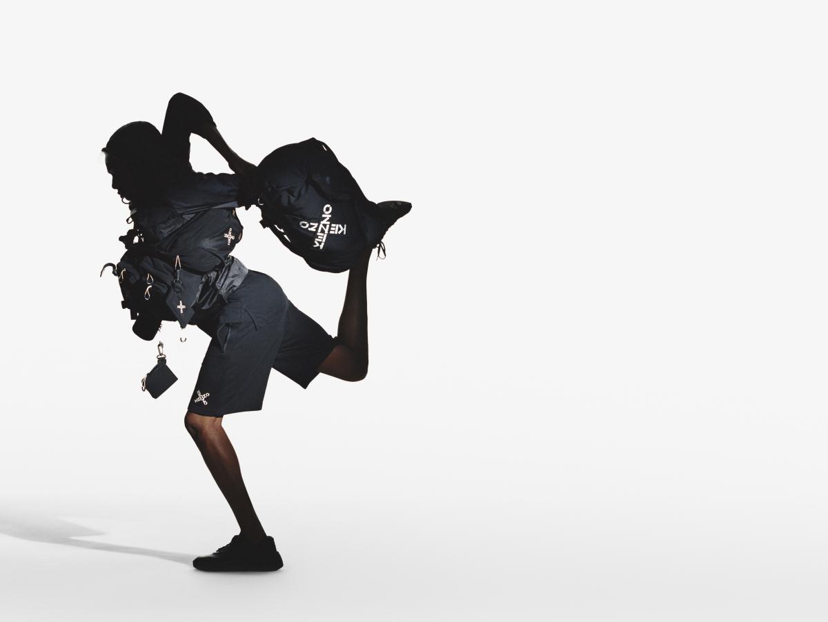 Active Weekendar Duffle bag ¥52,000、Active Crossbody ¥29,000、Active Backpack ¥37,000、Active Large Bumbag ¥29,000、Short Pants ¥32,000、その他参考商品/ケンゾーパリジャパン(ケンゾースポーツ)