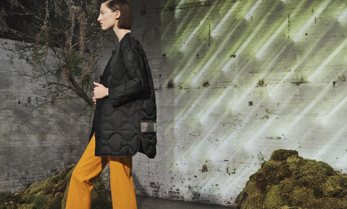 Women's Solis Jacket 3595LX ¥152,900/カナダグース