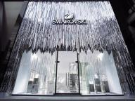 スワロフスキー銀座が10周年を祝して、特別なコレクションを日本初公開!