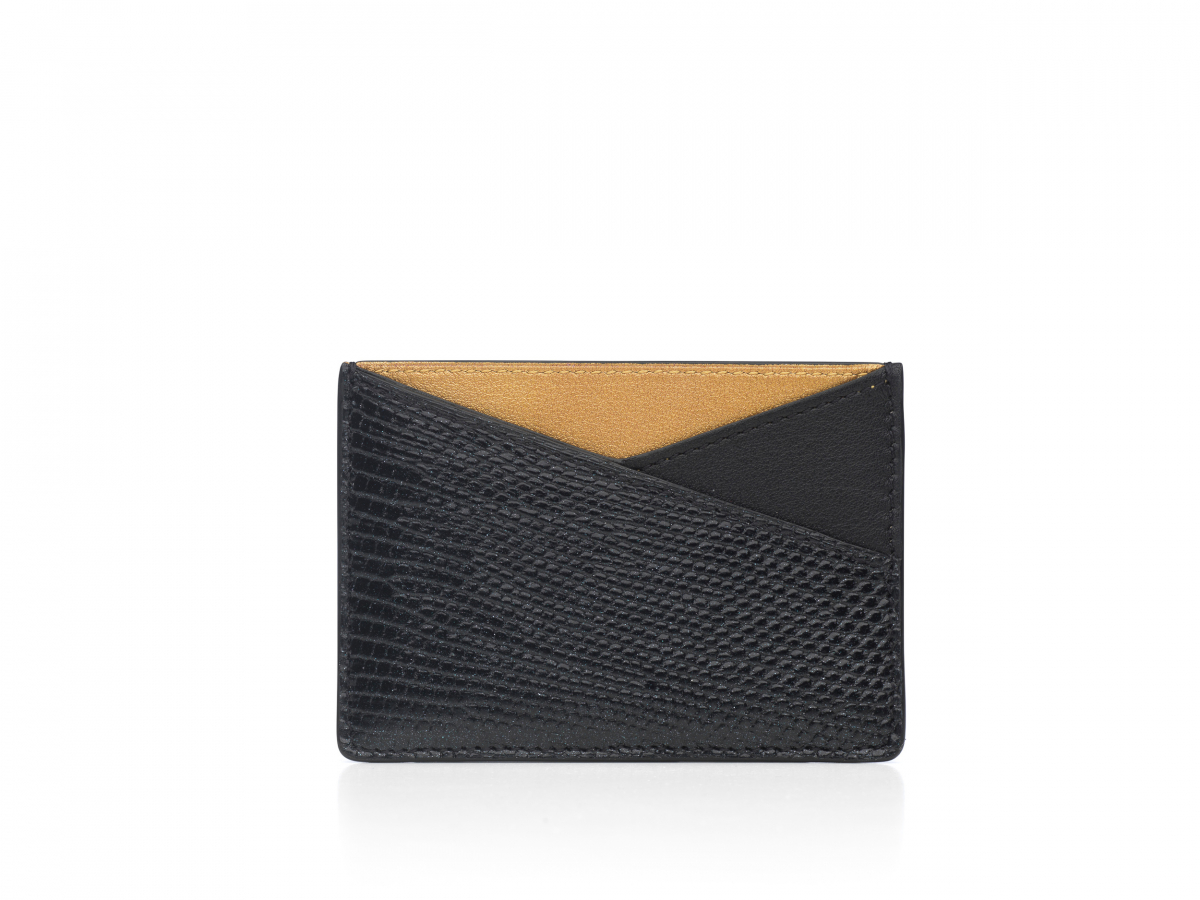 PCA Trigonal Lezard Brillant(W10×H7×D0.5cm)¥75,000/デルヴォー・ジャパン