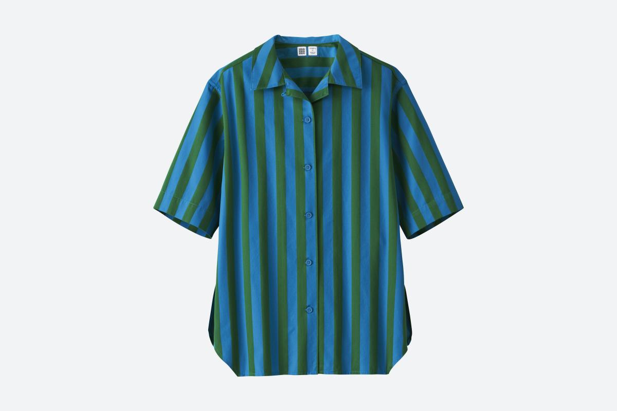 オープンカラーシャツ(半袖)+E ¥2,990