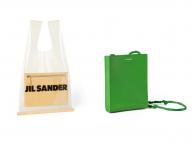 バッグ&小物がラインナップ! ジル・サンダーのポップアップショップが伊勢丹新宿店でスタート