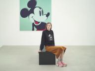 ユニクロより、「ミッキーマウス」と「アンディ・ウォーホル」が競演するUTが10月5日(金)から発売!