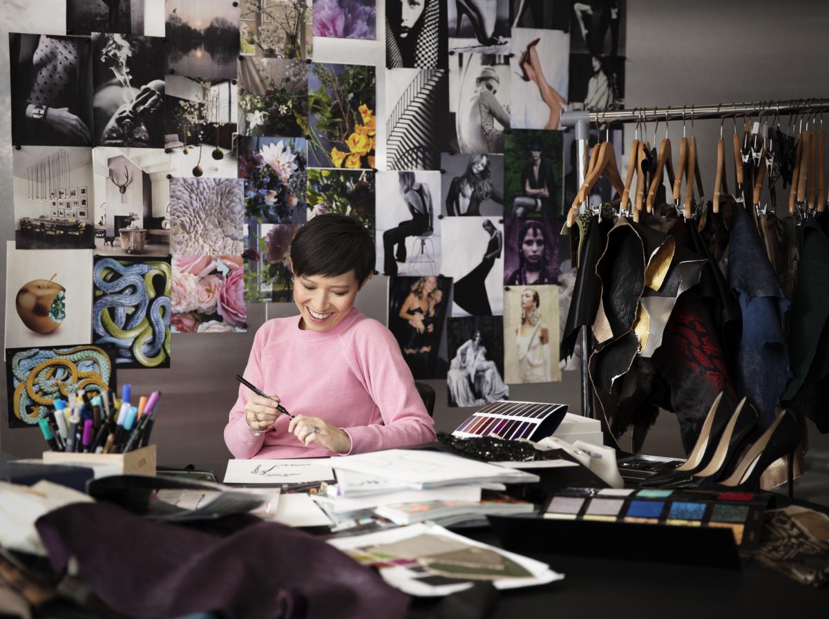 クリエイティブ・ディレクターのサンドラ・チョイ