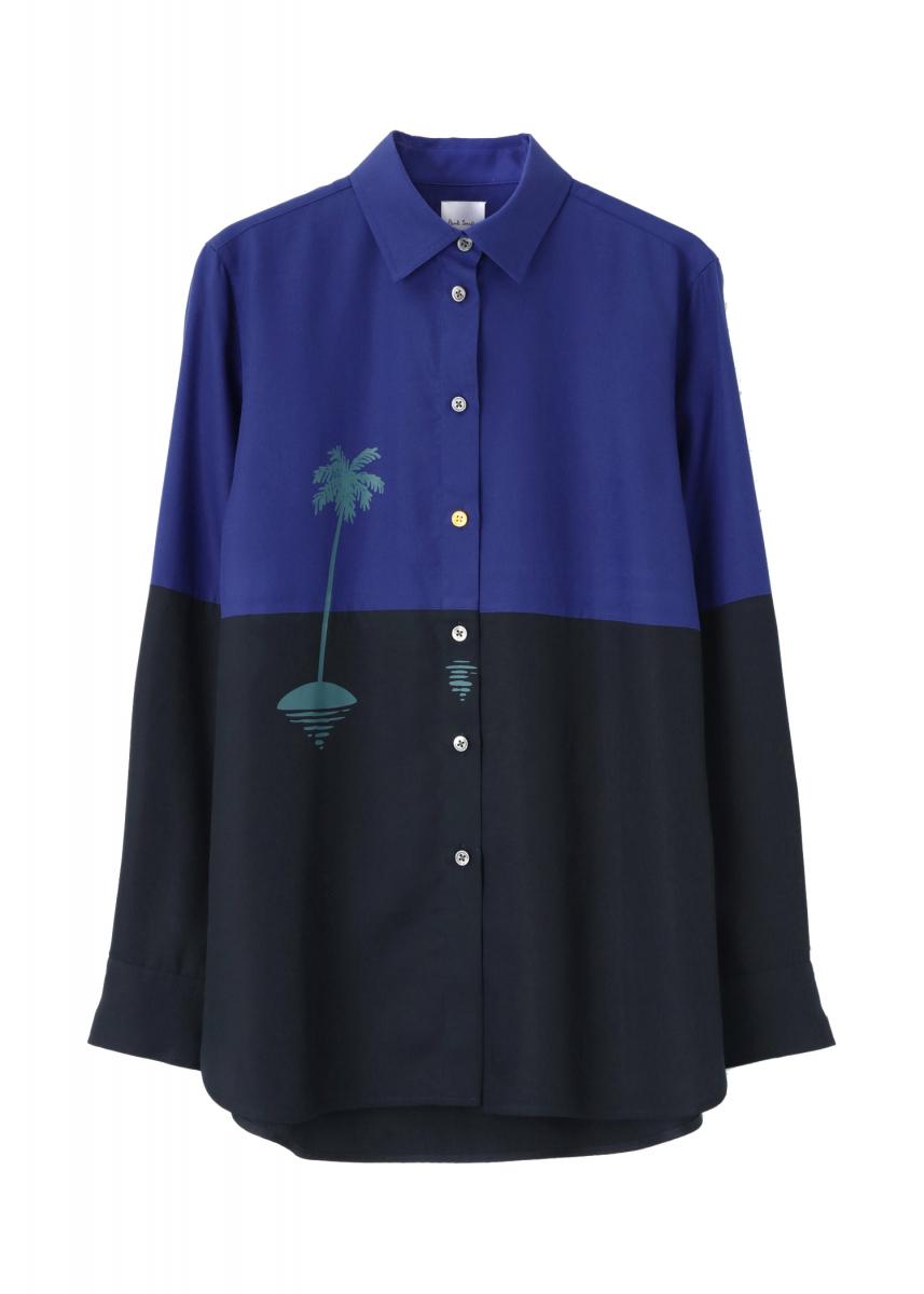 シャツ ¥31,000/ポール・スミス リミテッド