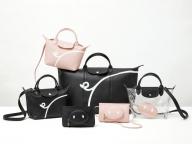 人気ブロガー、ミスター・バッグとロンシャンのコラボレーションバッグが限定発売中