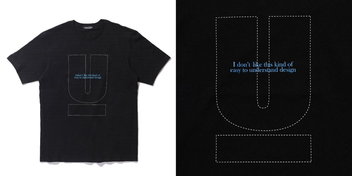 限定Tシャツ ¥10,800/アンダーカバー