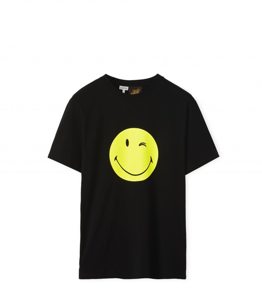 SMILEY T-SHIRT JAPAN ¥31,000 ※日本限定/ロエベ ジャパン クライアントサービス LOEWEPaula's 2020 featuring SmileyWorld®