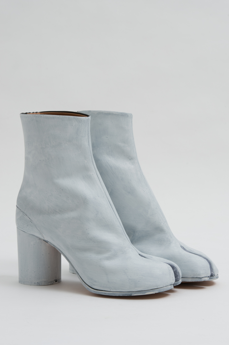 Limited edition 'Tabi' boots for Maison Margiela Omotesando boutique 10th anniversary ¥135,000(ウィメンズ)