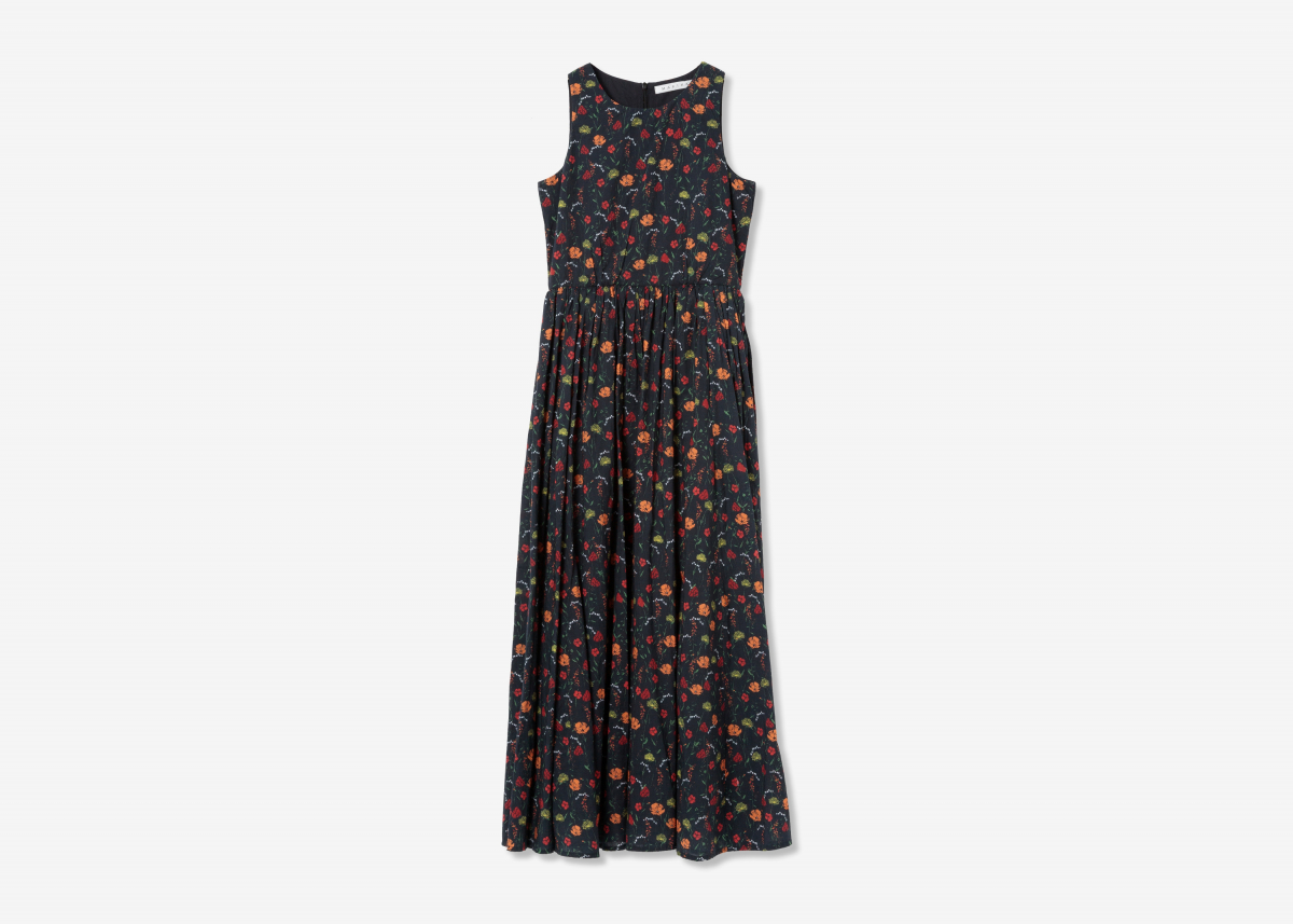 夏のレディのドレス ¥27,000/ジュンカスタマーセンター(マリハ フォー アダム エ ロペ)