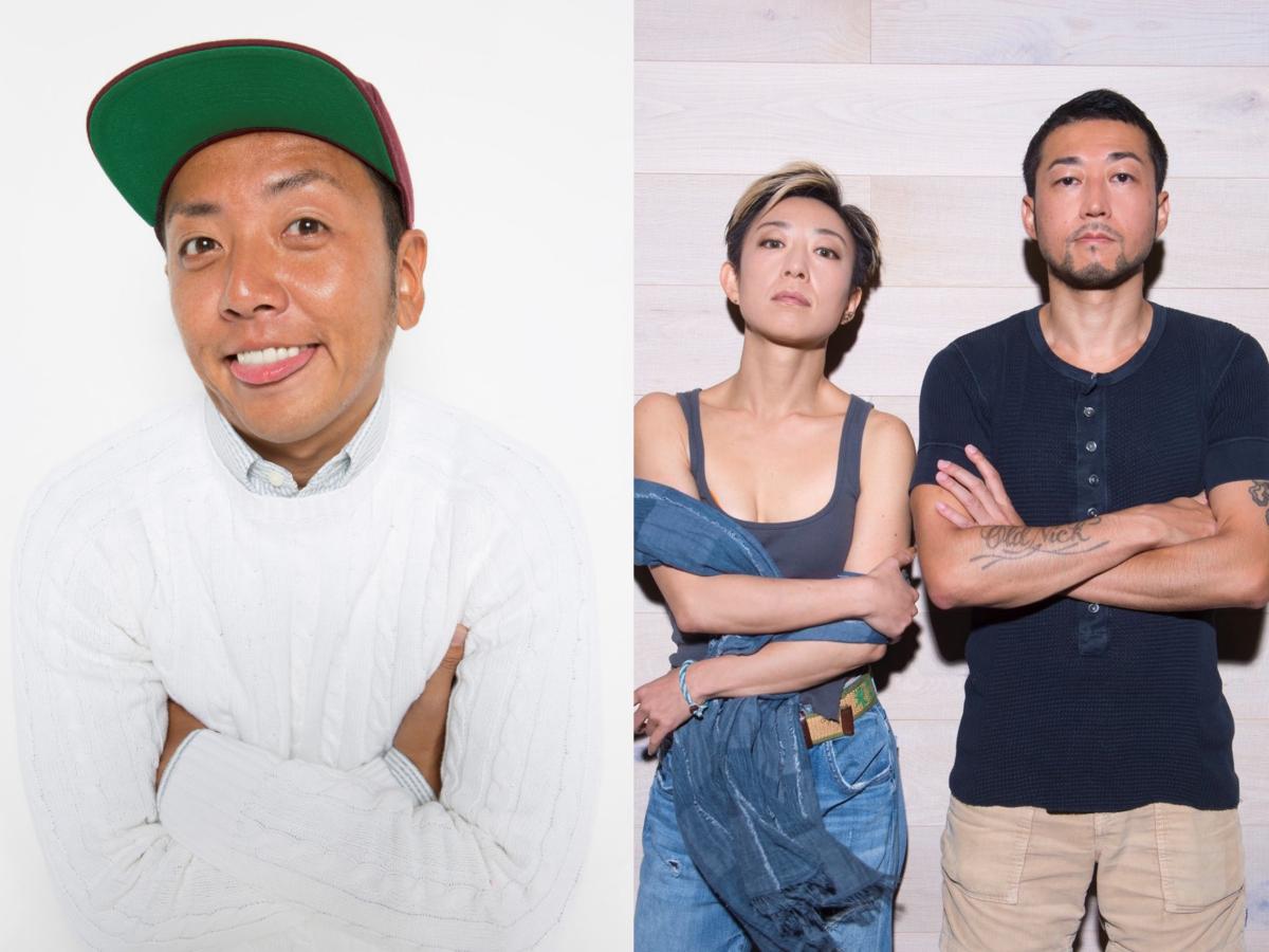 PES(ペス)やSUGAR SOUL+DJ HASEBE