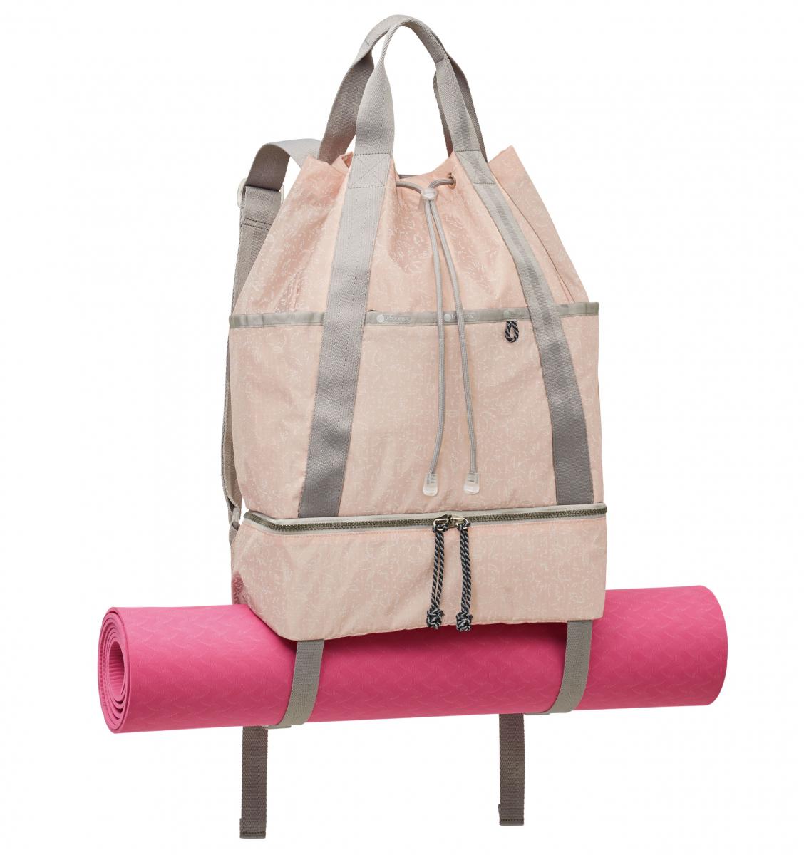 「アクティブ バックパック」(H47×W33×D17cm)¥20,000/レスポートサックジャパン
