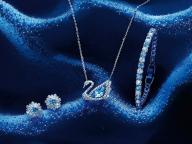 特別なブルーで彩られたスワロフスキーの創業125周年のアニバーサリーコレクションに注目!