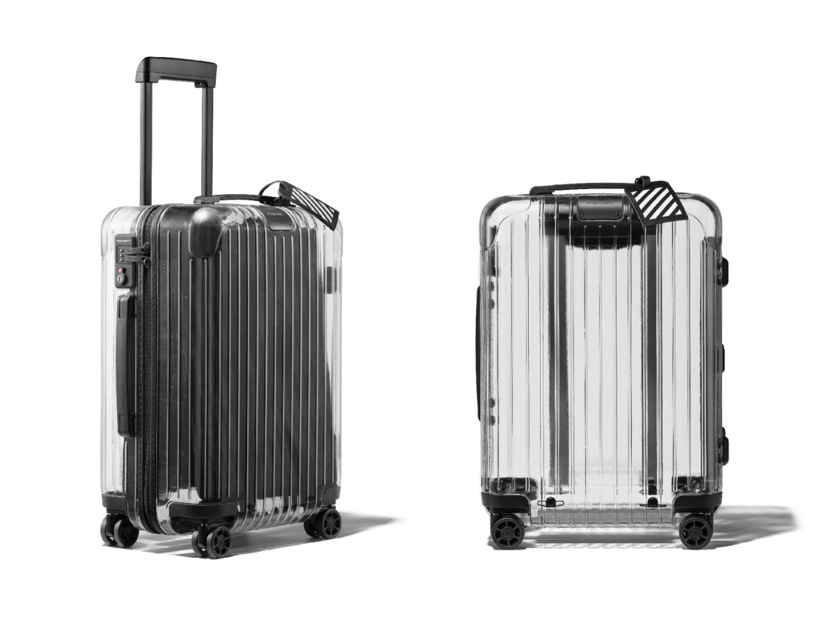 4fc9e79066 スーツケース(表参道店限定)¥130,000/リモワストア表参道(リモワ×