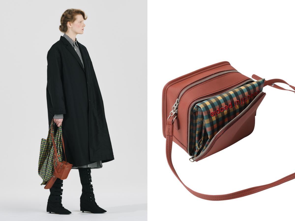 poketable shopping bag ¥36,000円(12月下旬発売)