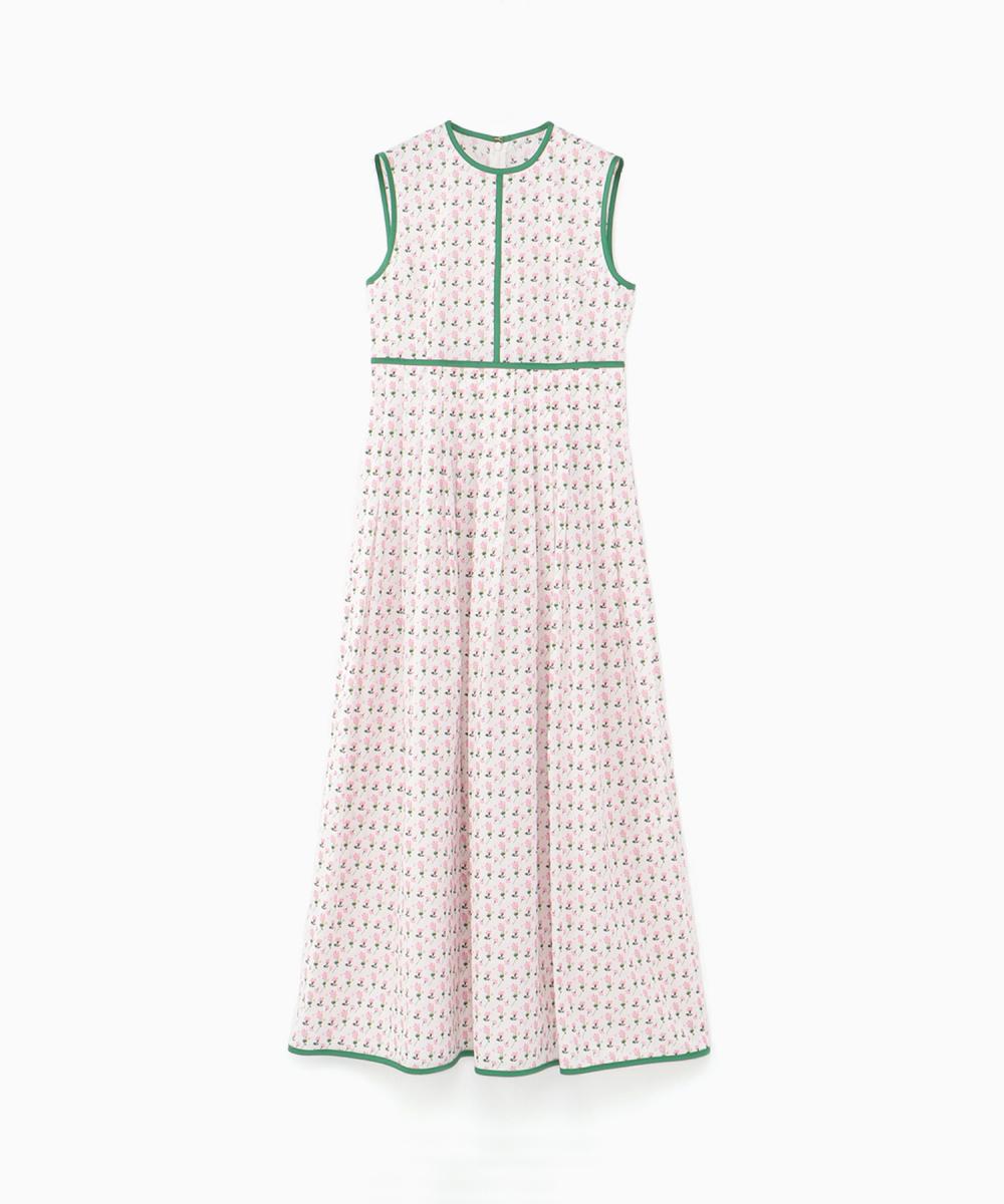 フラワープリント ドレス(ウィメンズ)¥56,000/伊勢丹新宿店(マメ)