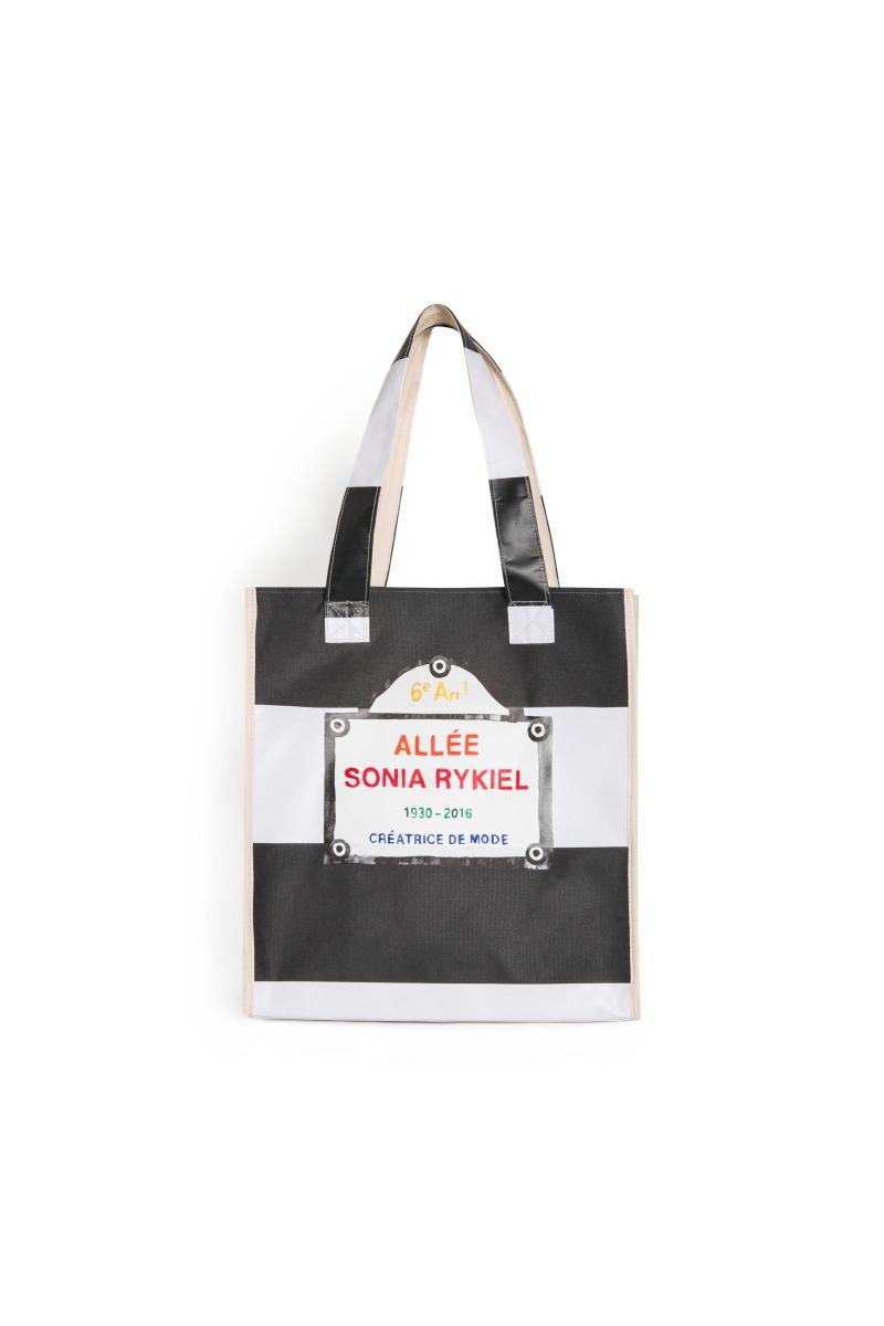 マルシェバッグ「ソニア・リキエル通り」¥48,000/ソニア リキエル