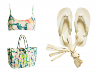 H&Mのハイエンドラインから、サステイナブルなハイサマーコレクションが登場!