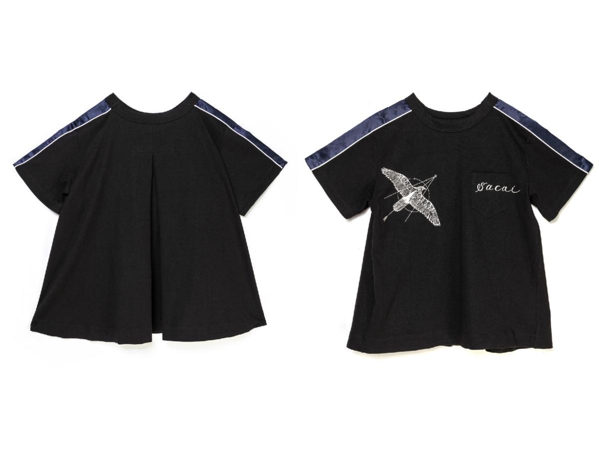 Tシャツ ¥32,000(ウィメンズ)/サカイ