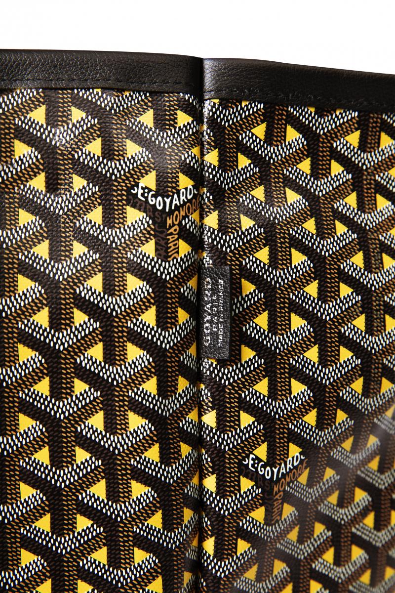 「ロズリン」(H38×W55×D23cm)¥220,000/ゴヤール ジャパン