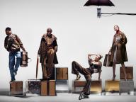 バーバリーが、ブランド初となるモノグラムコレクションを発売中! ポップアップストアも東京&大阪で開催