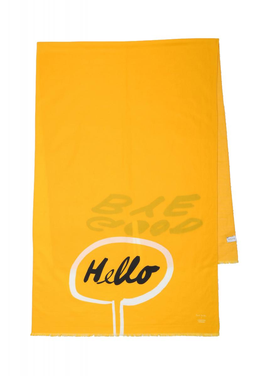 ロングスカーフ ¥28,000/ポール・スミス リミテッド