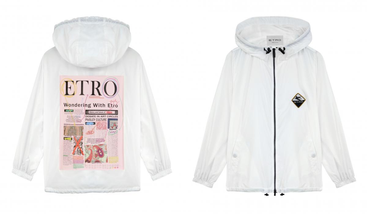 パーカ ¥159,000 ※日本限定アイテム/エトロ ジャパン