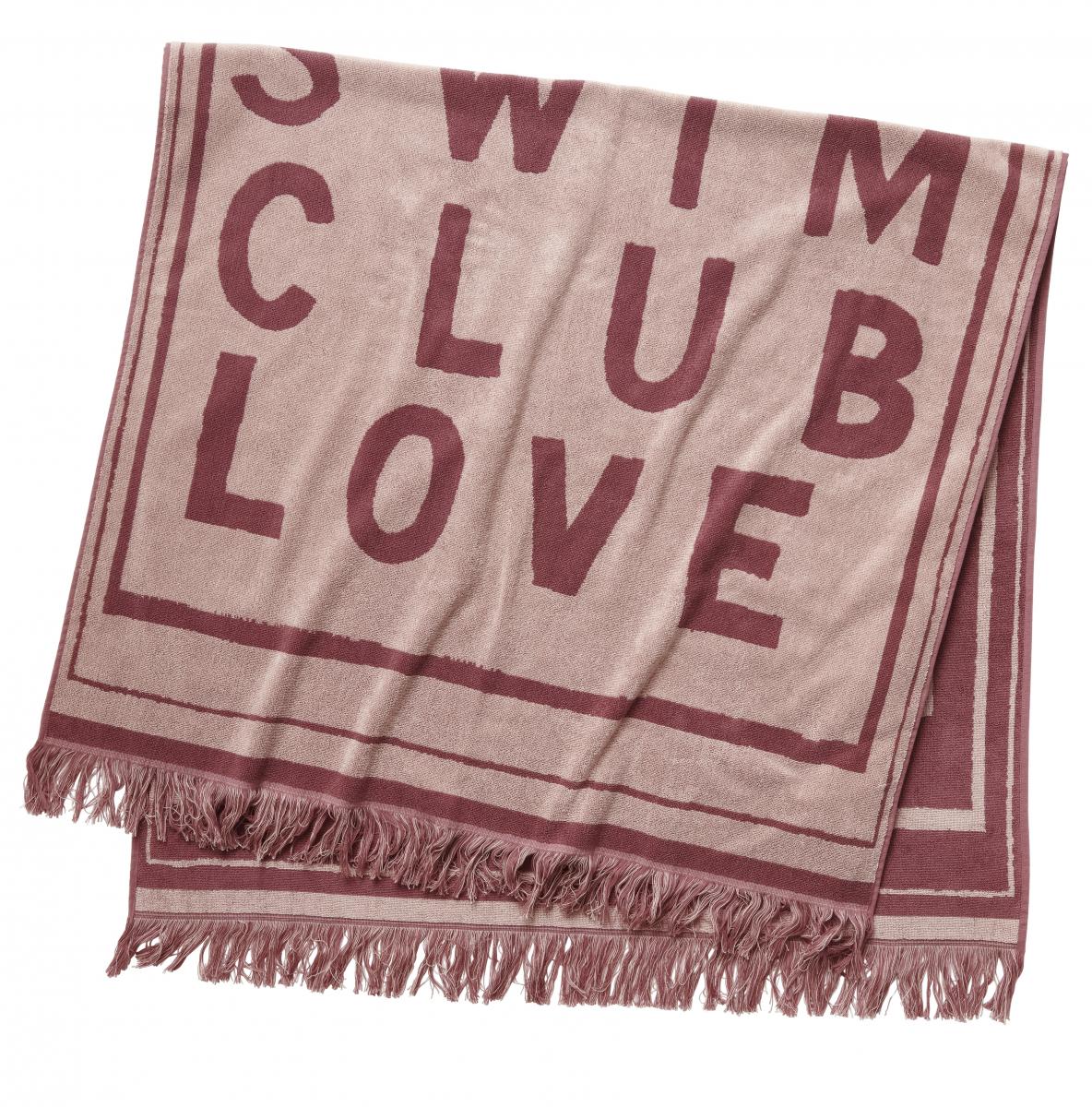 スカーフ ¥3,999/H&M カスタマーサービス(ラブ・ストーリーズ スウィムクラブ × H&M)