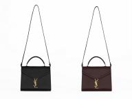 サンローランが、シグネチャーロゴの名を冠した新作バッグ「カサンドラ」を発売中!