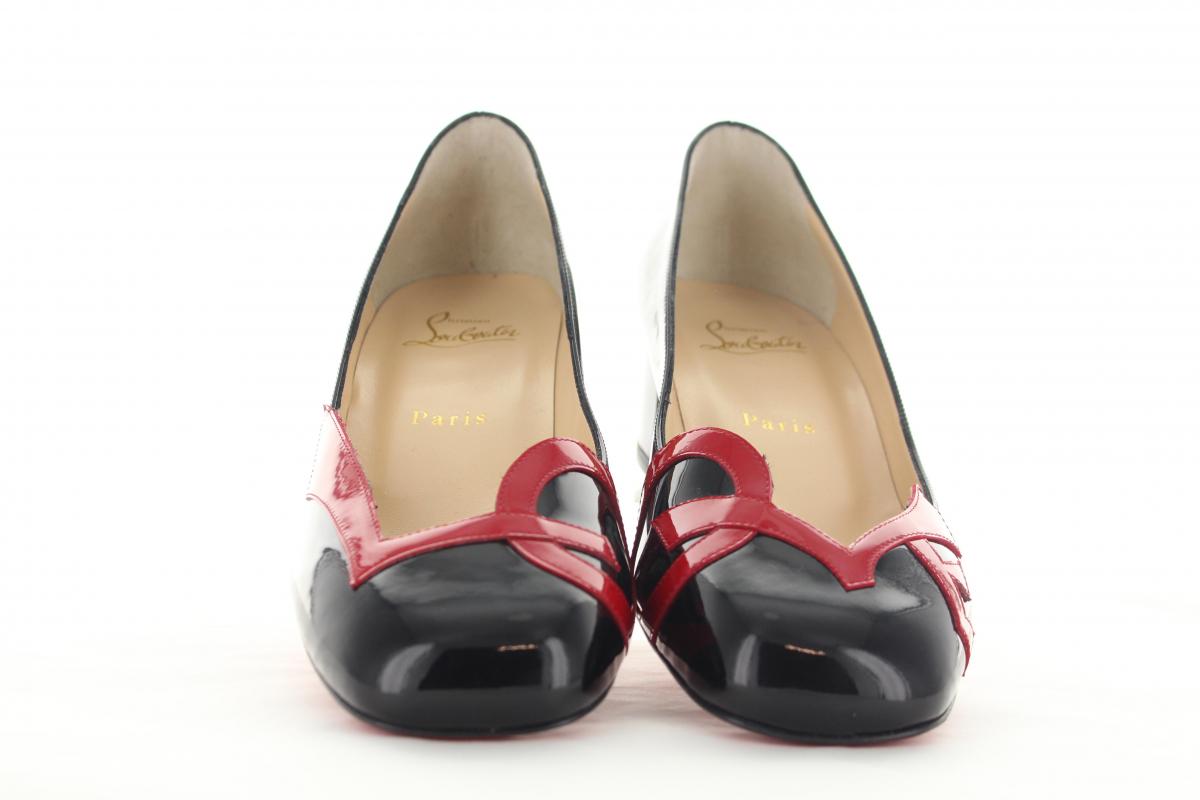 靴「CADRILLA LOVE ¥105,000/クリスチャン ルブタン ジャパン(クリスチャン ルブタン)