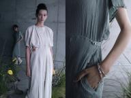 あの人気ドレスも再登場! 注目ブランド、フォトコピューが伊勢丹新宿店でクローズアップイベントを開催