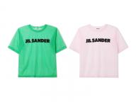 ジル・サンダーの2019年リゾートコレクションより、表参道店限定ロゴTシャツが発売中