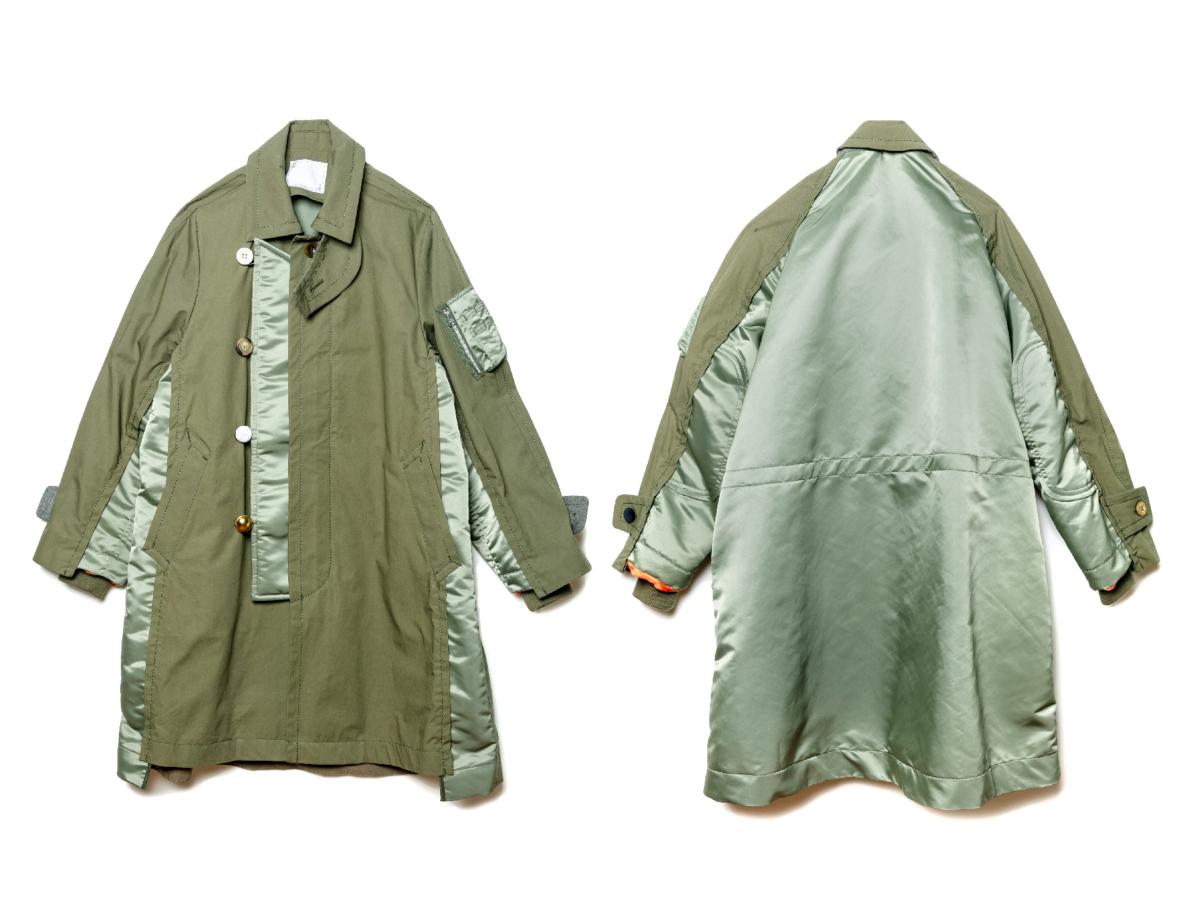 メンズ 各¥124,000/サカイ
