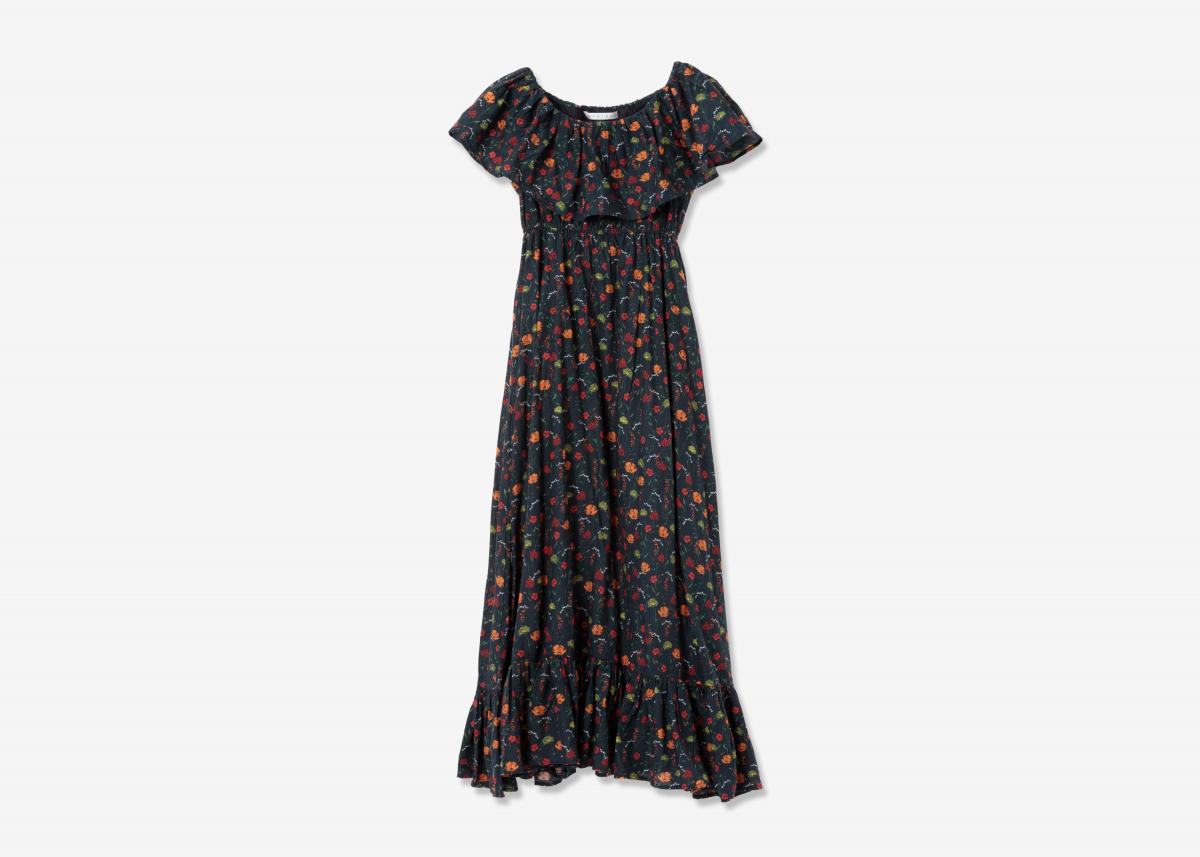 ワルツのドレス ¥27,000/ジュンカスタマーセンター(マリハ フォー アダム エ ロペ)