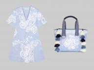 日本限定アイテムも! パステルブルーが爽やかな、エトロのカプセルコレクションが発売
