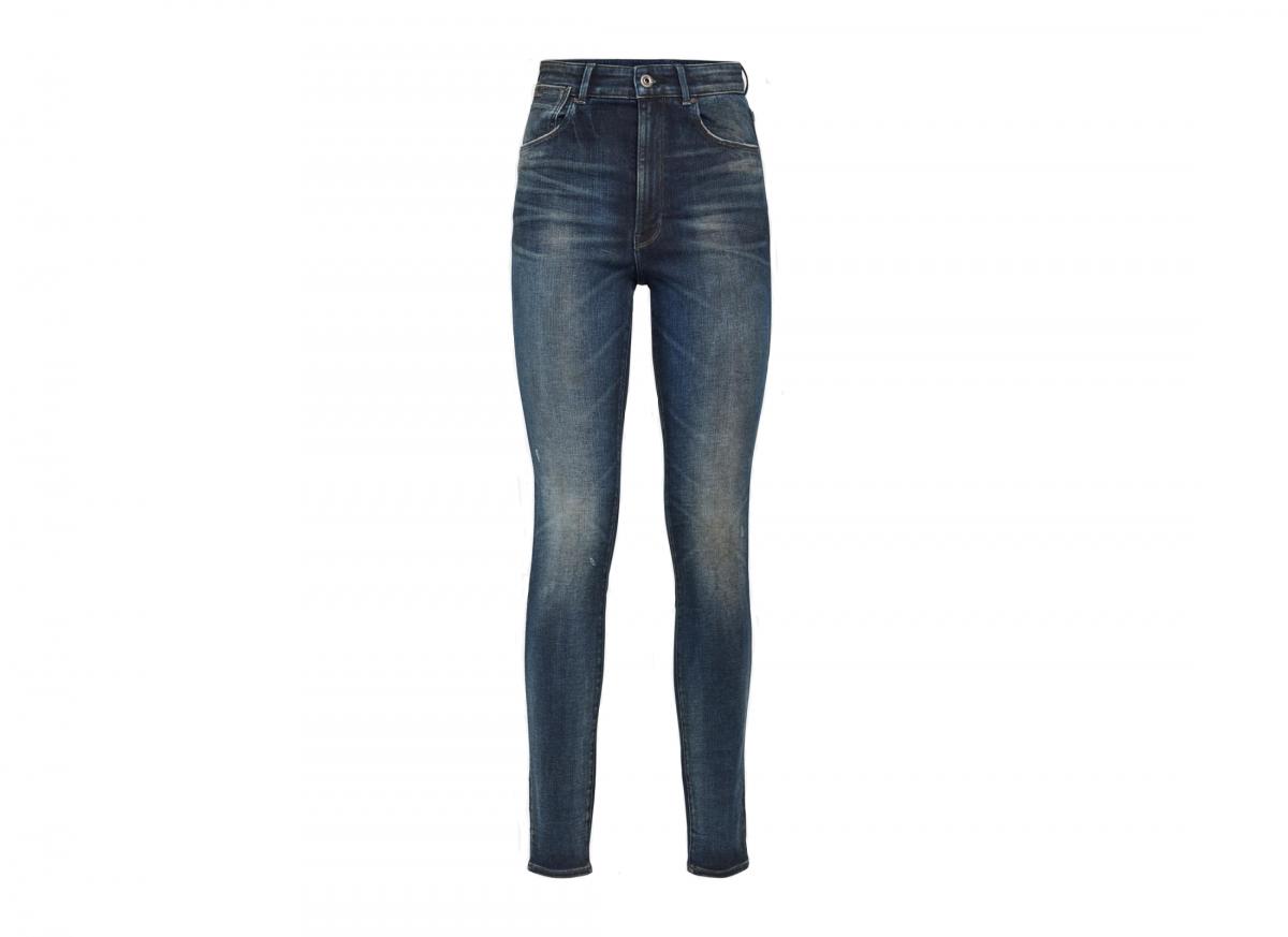 Stringfield Ultra High Skinny Jeans ¥19,000/ジースター インターナショナル(ジースター ロゥ)