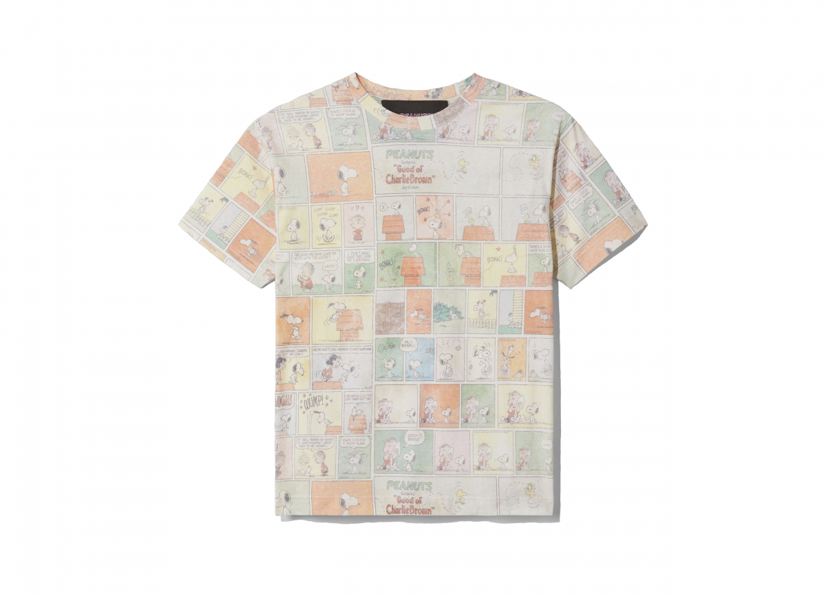 THE PEANUTS T-SHIRT ¥21,000※渋谷パルコ先行発売/マークジェイコブスカスタマーセンター