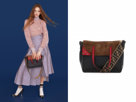 3WAYで使えるフェンディの新作バッグ「フェンディ フリップ」に注目!