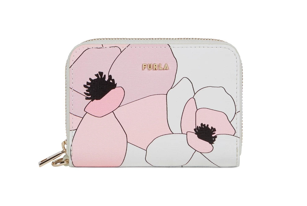 FURLA BABYLON S ZIP AROUND(H8×W11.5×D1.9cm)¥19,000 ※日本限定/フルラ ジャパン