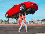 ブランドのスローガンを表現した、ディーゼルの遊び心あふれるキャンペーンに注目!