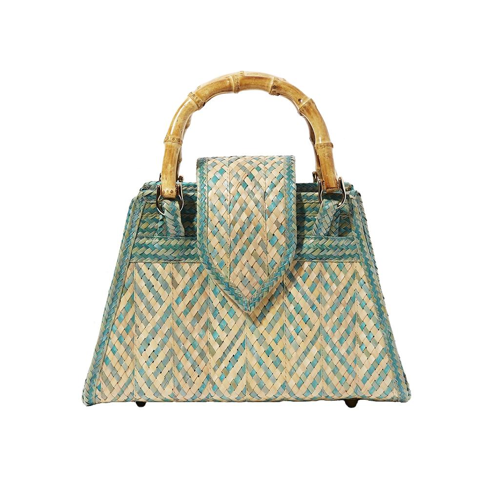 バッグ〈サイズH×W×Dcm〉¥34,000/ロンハーマン(クチュール デ イレス)