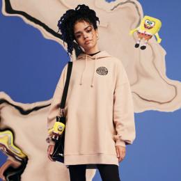 あの「スポンジ・ボブ」がファッションアイテムに!? H&Mからカプセルコレクションが登場