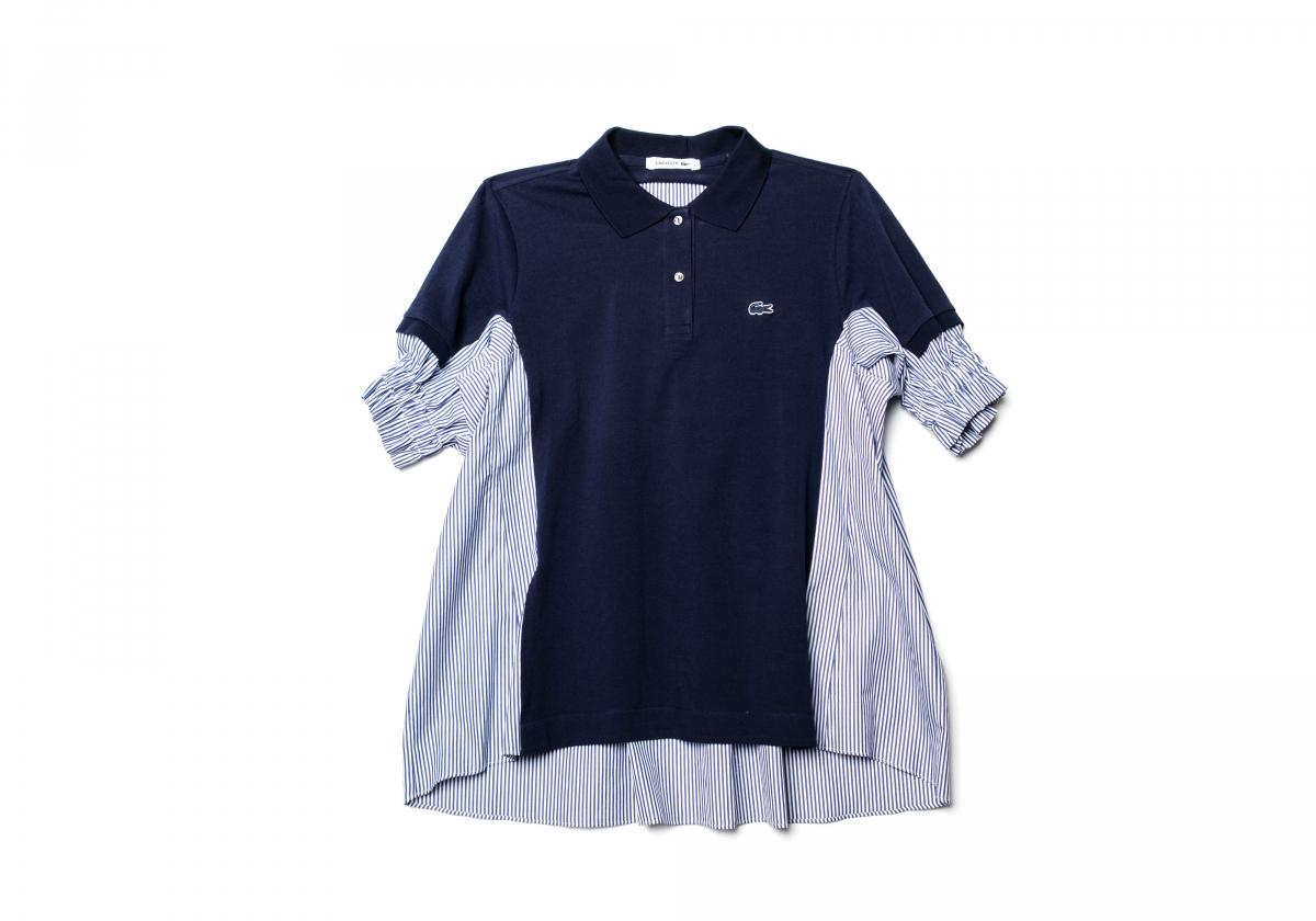 ポロシャツ¥42,000 (税込み)