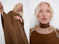 A.P.C.が、スタイリストでファッションディレクターのスザンヌ・コラーとの限定コレクションを発売!