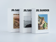 ジル・サンダーが写真家マリオ・ソレンティとのコラボTシャツを発売!